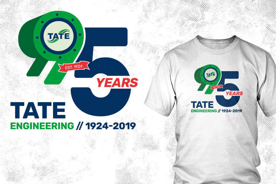 Tate Engineering - 95 ans