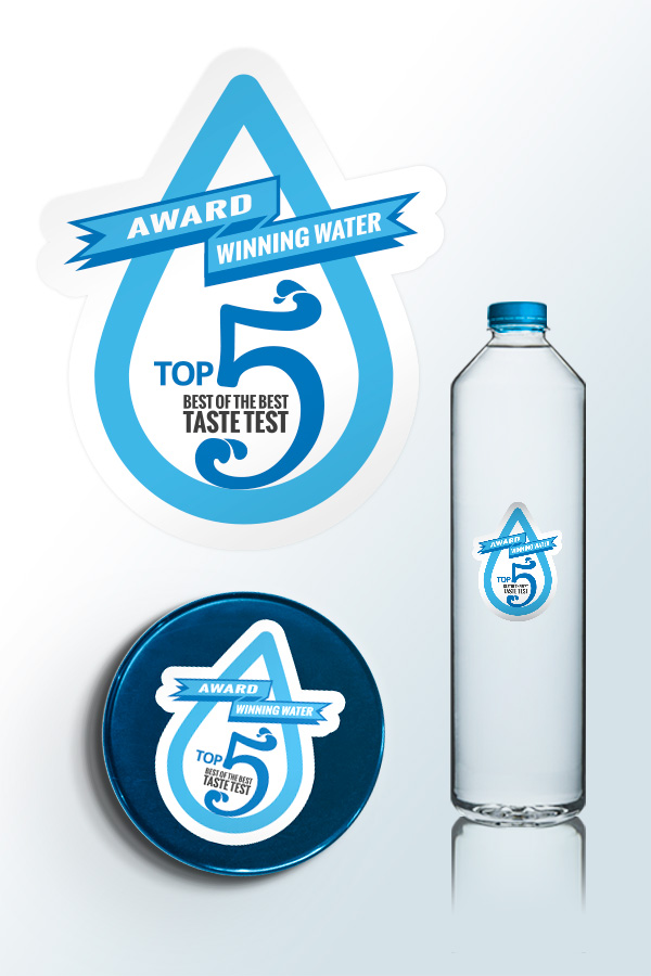 Award Winning Water