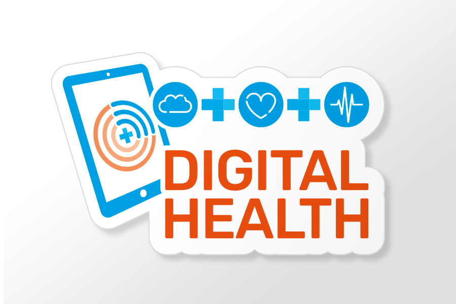 Sticker Digital Health